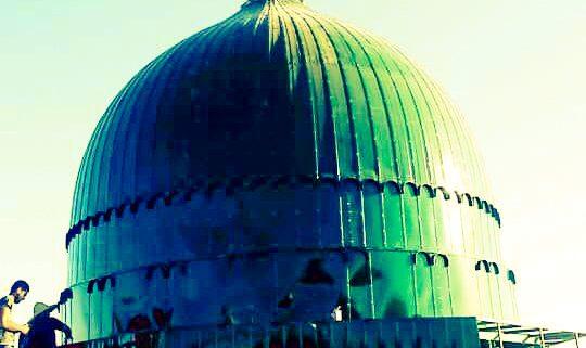 گنبد مسجدالنبی
